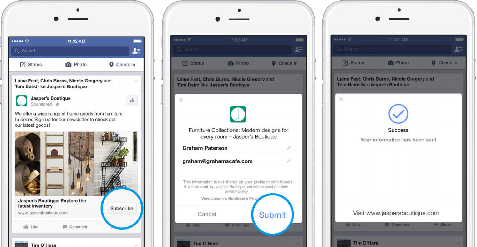 Lead Generation Ads On Facebook