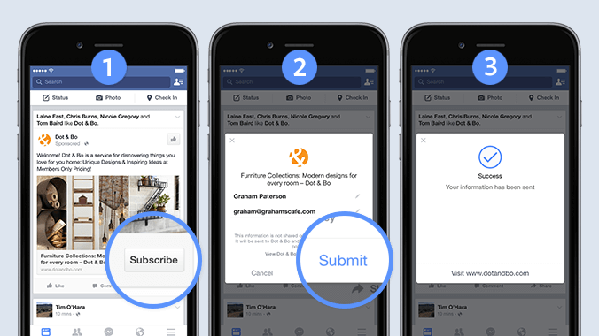 How to Acquire Clients From Facebook's Lead Generation